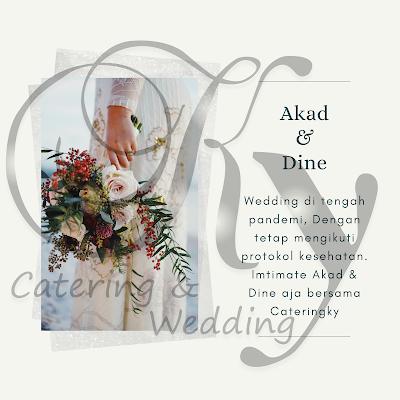 Puncak merupakan salah satu tujuan Intimate atau destination wedding untuk masyarakat Ibu Kota