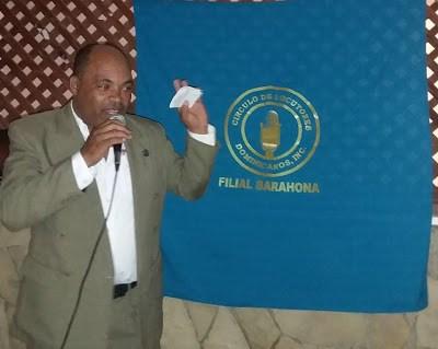 Presidente CILODOBA felicita locutores en el Día Nacional del Locutor.