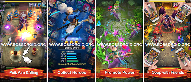 Download Game Hyper Heroes Mod Apk Terbaru Full Version