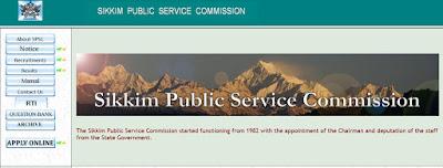 SPSC Sarkari Naukri Notification 2018 for Revenue Surveyors