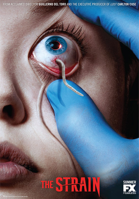 Poster THE STRAIN
