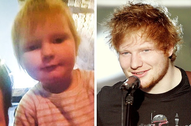Babies That Look More Like Celebrities Than Their Real Parents