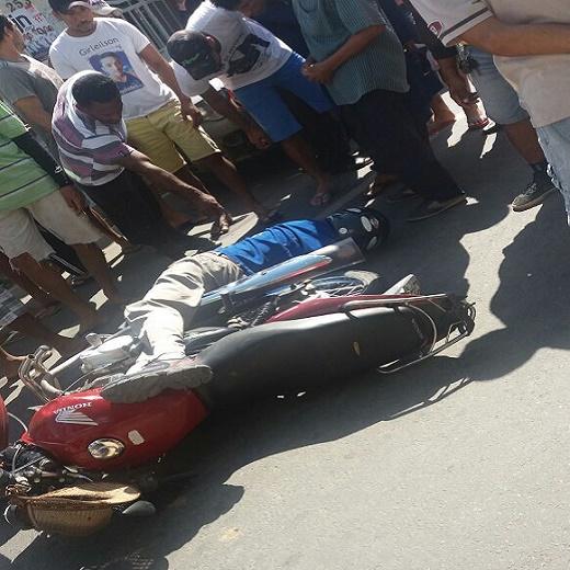 Resultado de imagem para Idoso morre após ser atingido por tiros no Centro de Bodocó