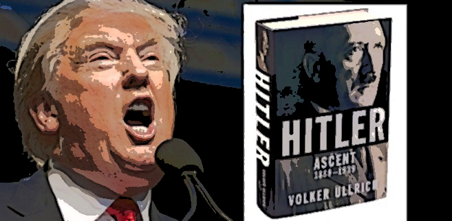 Montreal Simon: Donald Trump and the Rise of Adolf Hitler