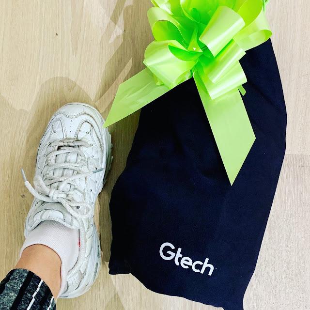 GTech Hylite in storage bag