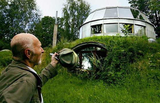 Ngôi nhà Cơ khí Hobbit hole, Cộng hòa Séc