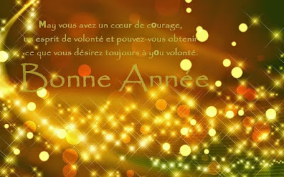 French New Year 2017 Quotes Sayings