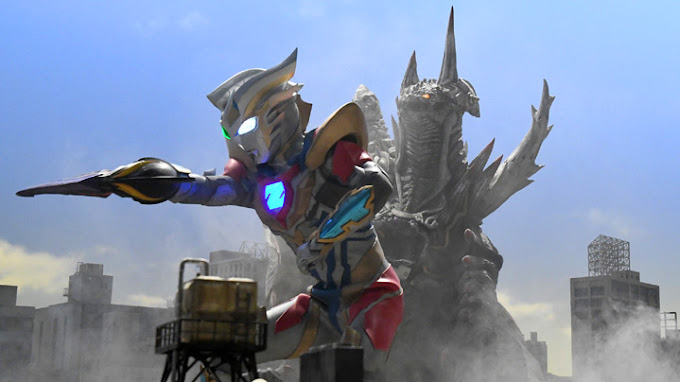 Ultraman Z Episode 25 (Final) Subtitle Indonesia