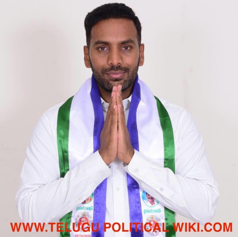 Silpa Ravi Chandra Kishore Reddy