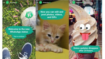 WhatsApp Introduces New Snapchat Like Feature Called WhatsApp Status