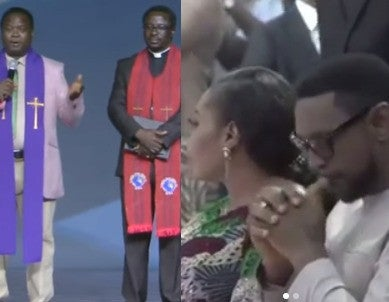 CAN Leaders Visit COZA, Pledge Support For Fatoyinbo