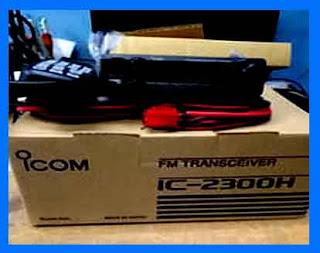 Spesifikasi Radio Komunikasi Icom 2300H