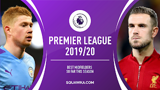 Ndidi beat Liverpool & Man United star after he was named 4th best midfielder in Premier League
