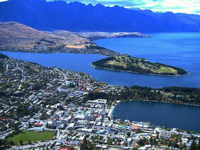 Queenstown – Nova Zelândia