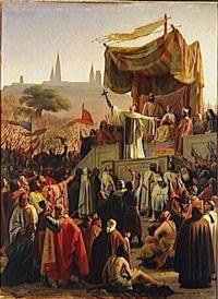 El Concilio de Troyes