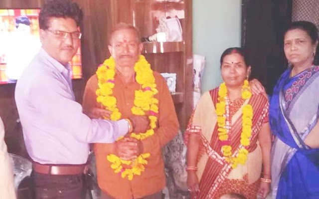 सर्व ब्राह्मण के ब्लॉक अध्यक्ष बने देवकीनंदन दुबे, बधाइयां | SHIVPURI NEWS