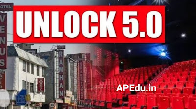 UNLOCK 5.0 GUIDLINES RELEASED BY GOVT OF AP,G.O.R.T.NO 433 Dated 05.10.2020