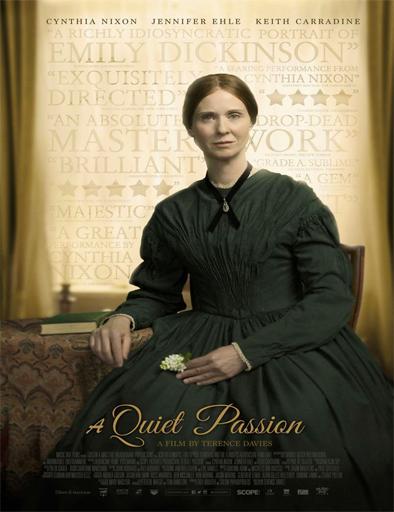 Ver Una pasión discreta (A Quiet Passion) (2016) Online