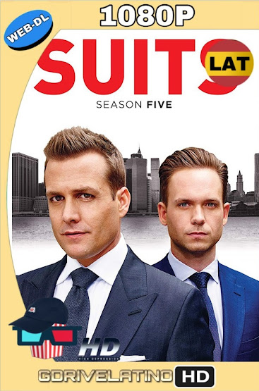Suits Temporada 05 NF WEB-DL 1080p Latino-Ingles MKV