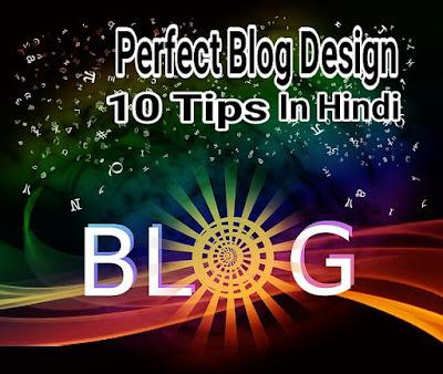 Blog, Design, perfect, Tips