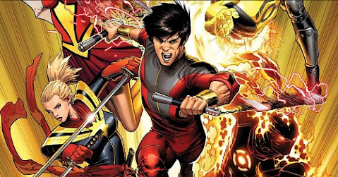 Upcoming Marvel Movie: Shang-Chi and the Legend of the Ten Rings