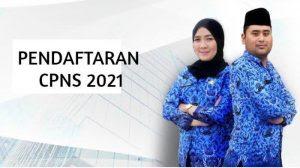Seleksi CPNS lingkungan kementrian Provinsi Riau