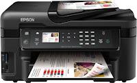Driver Stampante Epson WF-2520DWF Download  Installazione Gratuita Per Windows E Mac