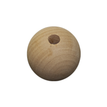 wood beads for necklace craft