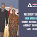 President  Ram Nath Kovind boards Air India One-B777 aircraft: All you need to know