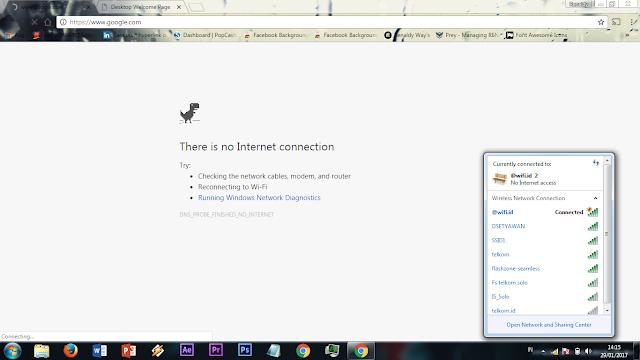Cara Menggunakan Wifi.id Lewat PC