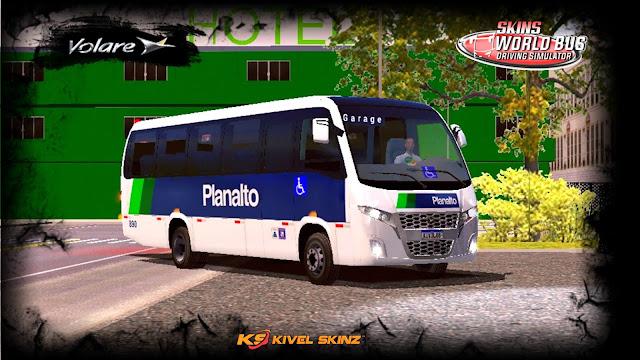VOLARE W9 FLY - VIAÇÃO PLANALTO