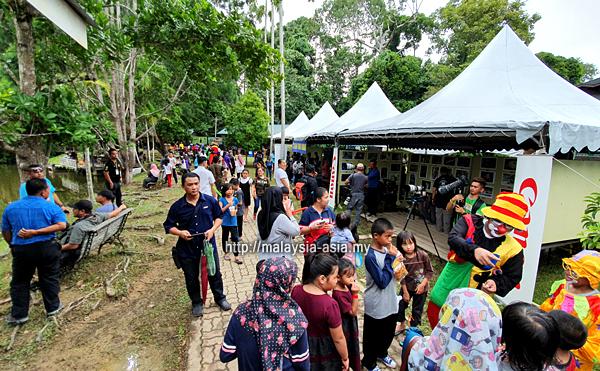 Sabah Pesta Burung Borneo
