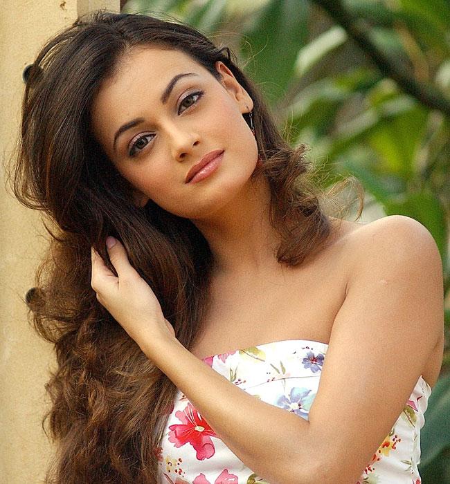 Diya Mirza Hot And Sexy Photos