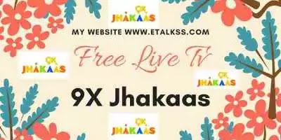 9x jhakaas watch the latest videos on the website through live tv