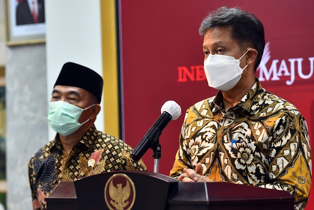 Pemberlakuan Embargo Pengaruhi Pasokan Vaksin Covid-19 di Indonesia Berkurang