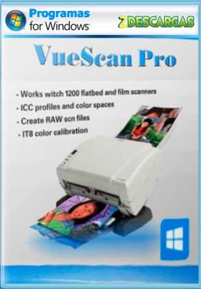VueScan Pro (2020) Full Multilenguaje (Español) [Mega]