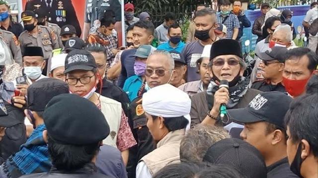 Forum Mujahid akan Pastikan Denny Siregar Ketemu Batunya di Tasikmalaya