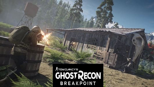 لعبة Ghost Recon Breakpoint