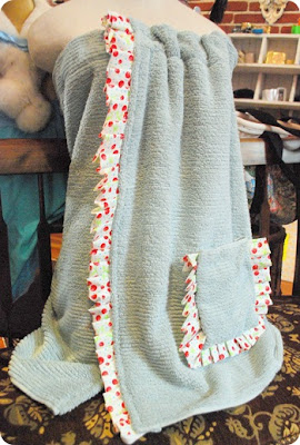 Creative and Cool Ways To Reuse Old Towels (30) 11