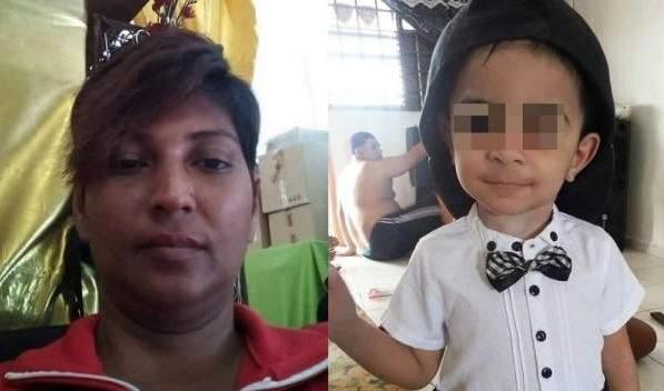 Kanak-Kanak 2 Tahun Kena Dera Sampai Mati Oleh Ibu Kandung Dan Teman Lelakinya Di Singapura