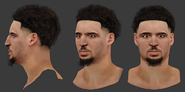 NBA 2K18 Klay Thompson