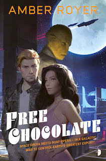 Interview with Amber Royer, author of Free Chocolate