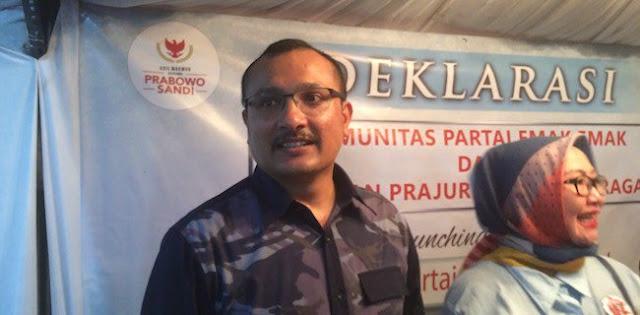 Demokrat Minta Timses Jokowi Perbanyak Baca Aturan KPU