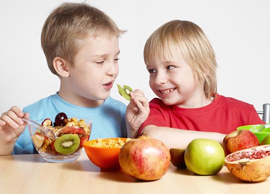 makanan anak pintar dan cerdas