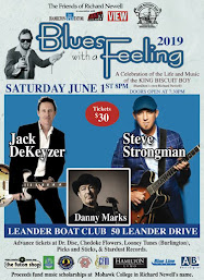 Saturday, June 1, 8pm  @ Leander Boat Club (Hamilton) $30