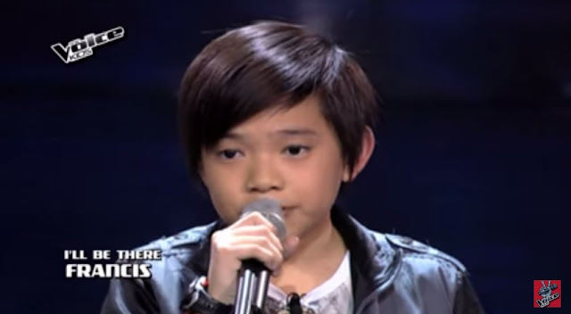 Francis Ryan Lim turns 3 chairs on 'The Voice Kids' Philippines