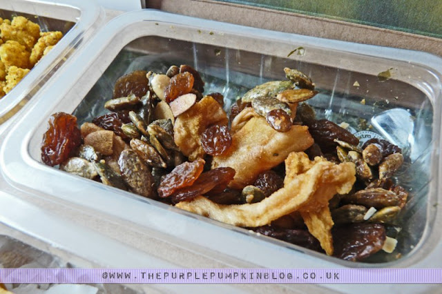 graze box - nature delivered [Review] Poached Pear
