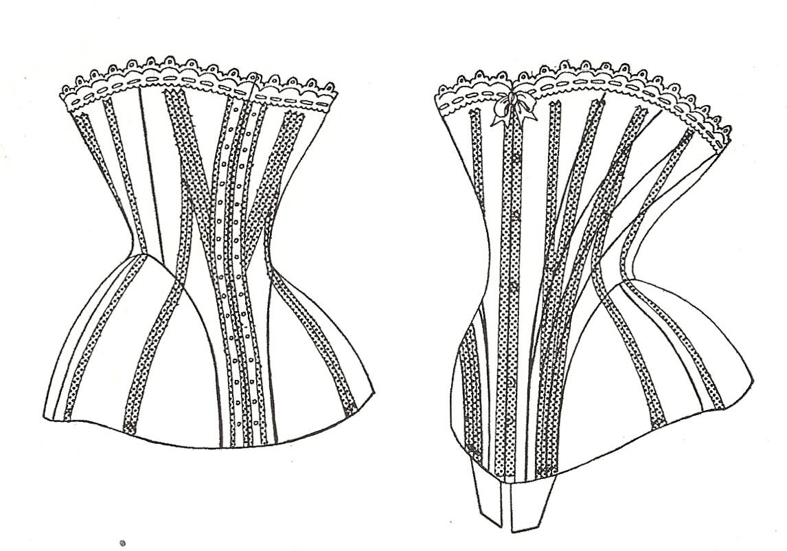 House of Marmalade: Vintage corsets