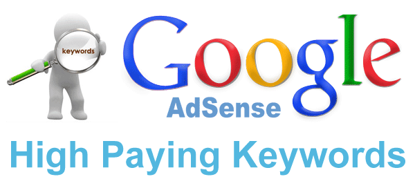 Adsense Top Paying Keyword