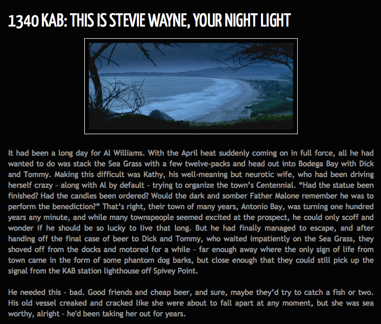 http://the-end-of-summer.blogspot.com/2013/04/1340-kab-this-is-stevie-wayne-your.html